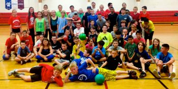 Open Rec. Night @ Clayton Huey Elementary School Gym | Center Moriches | New York | United States