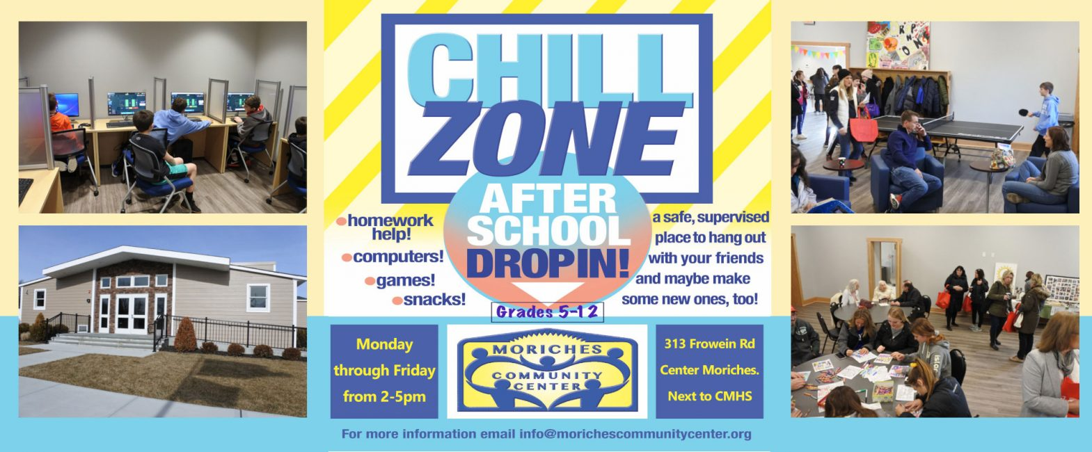 After-School Drop-In @ Moriches Bay Recreation Center | Center Moriches | New York | United States