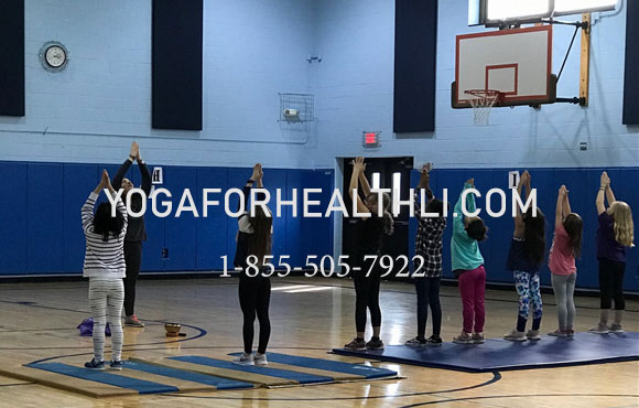 Kids Yoga- Grades 6-12 @ Moriches Bay Recreation Center | Center Moriches | New York | United States