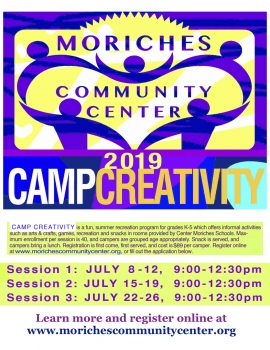 Camp Creativity @ Clayton Huey Elementary School | Center Moriches | New York | United States