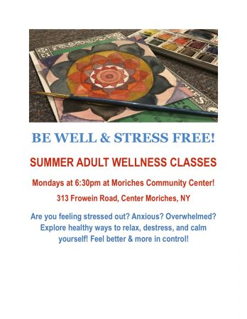 All Levels Adult Yoga @ Moriches Community Center | Center Moriches | New York | United States