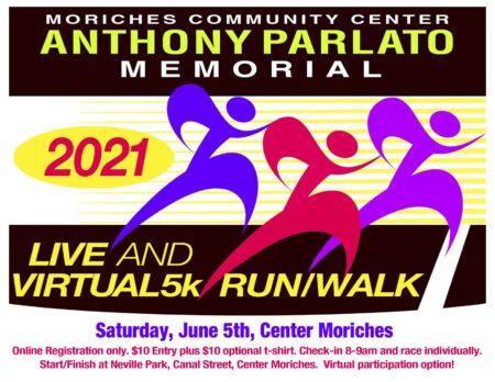 Anthony Parlato Mem. 5K @ Neville Park | Center Moriches | New York | United States